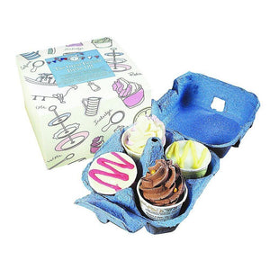 Bake Off Bath Melts Collection from Wild Olive