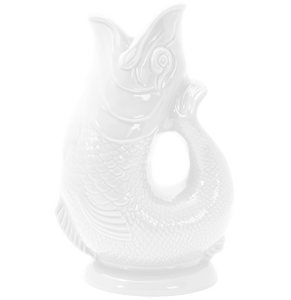 Gluggle Jug Mini White