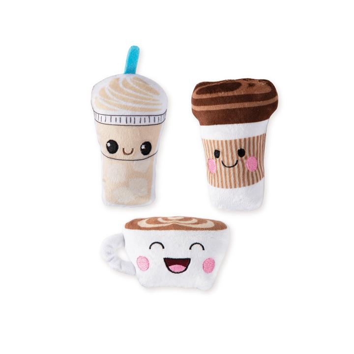 Coffee Small Dog Set