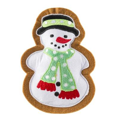 Wagnolia Bakery Snowman Cookie Holiday Toy - Pooch Luxury