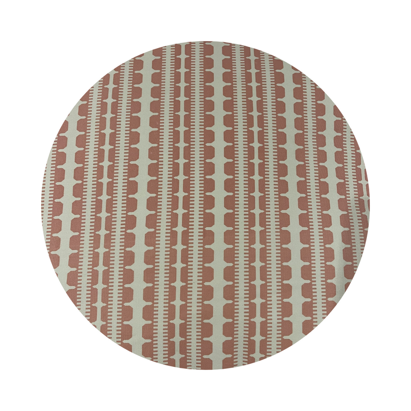 Dogue Floor Cushion - Coastal Chic - Pink