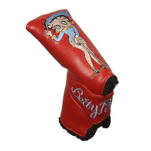 Betty Boop Putter Cover - golfcovers