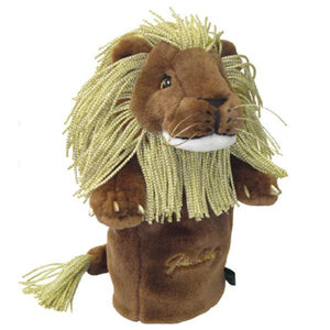 John Daly's Lion Driver Head Cover - golfcovers