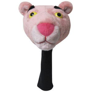 The Pink Panther Hybrid Head Cover - golfcovers