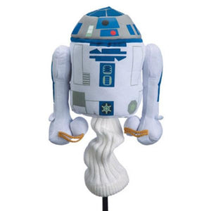 R2D2 Driver Head Cover - golfcovers