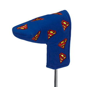 Superman Putter Cover - golfcovers