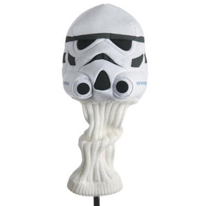 Stormtrooper Driver Head Cover - golfcovers