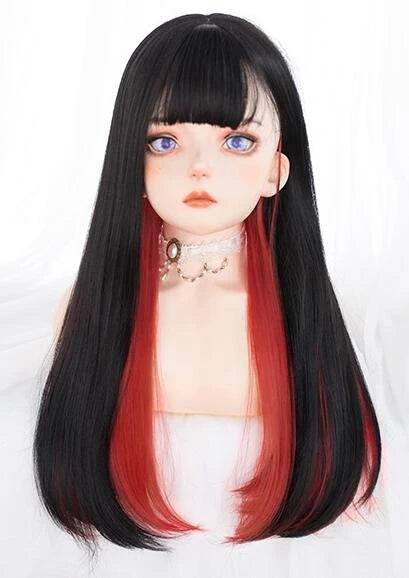 Harajuku long straight wig PL50450