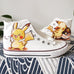 Pikachu hand-painted shoes PL21173