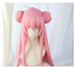 Anime cosplay granulated wig PL10122