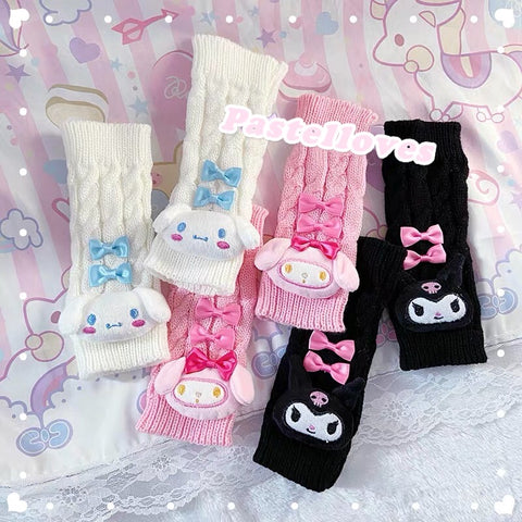 Harajuku cute gloves/leg covers PL51310