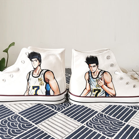 SLAM DUNK hand-painted shoes PL21175