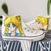 SAILOR MOON hand-painted shoes PL21177
