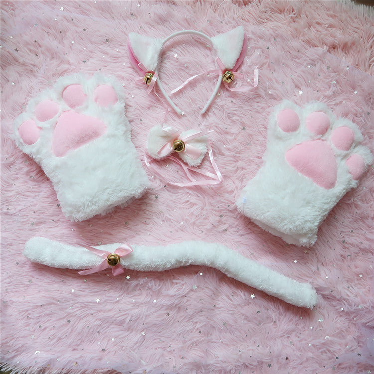Cute cat cos accessories PL50452