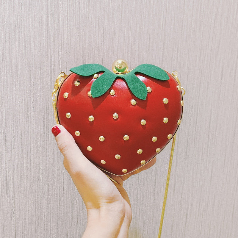 Love Strawberry Shoulder Bag  PL20685