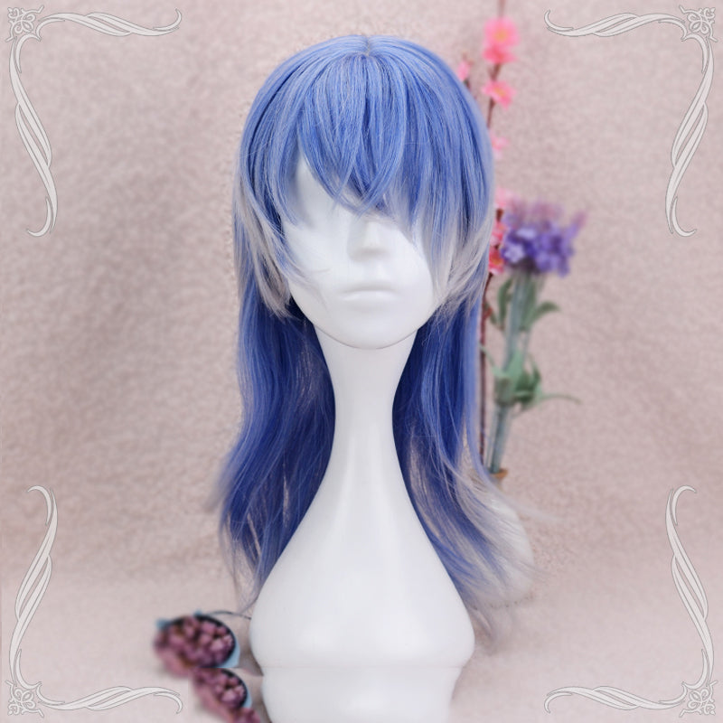 Harajuku mixed color gradient wig PL10231