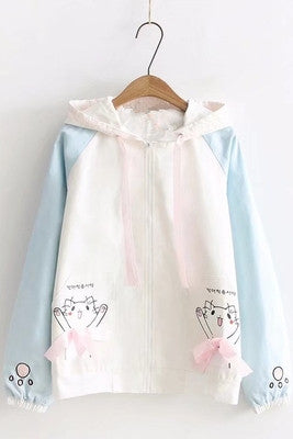 Childlike cat jacket  PL30005