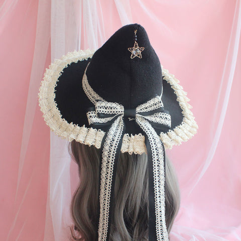 Lolita witch hat     PL50298