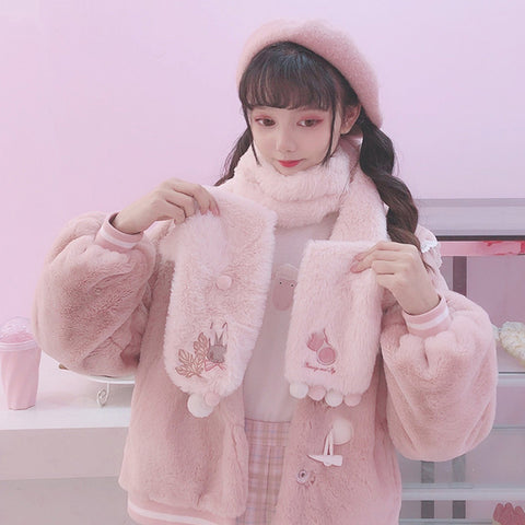 Original Lolita Thermal Scarf PL40021