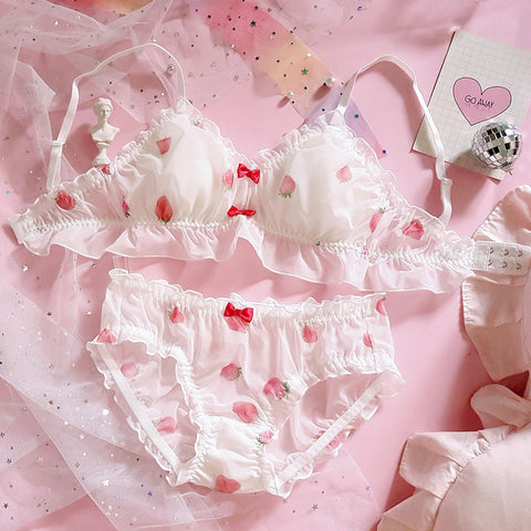 Strawberry underwear set PL50163