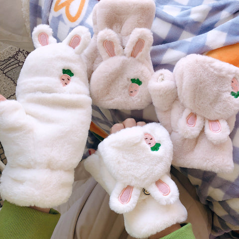 Cute Plush Gloves PL50074