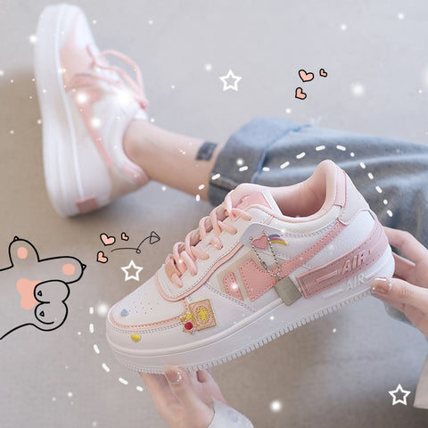 Ulzzang casual shoes PL50595