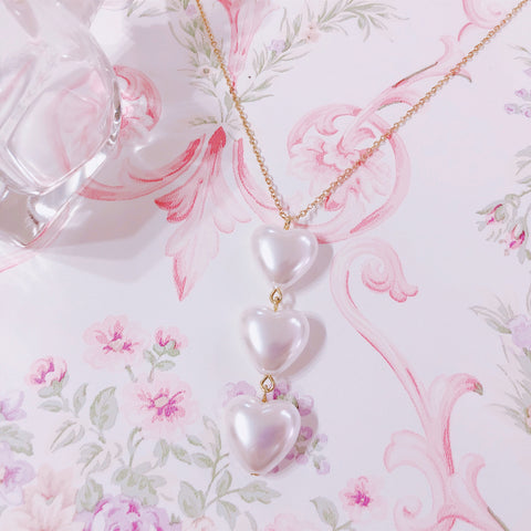 Love Pearl Necklace PL20614