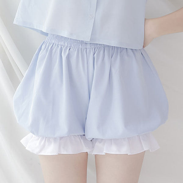 Ice cream chiffon bloomers PL10279