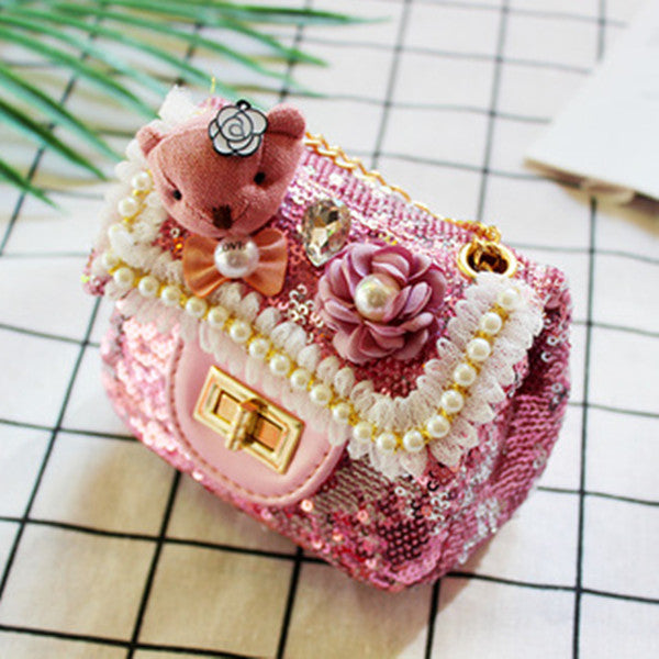 Mini Bear Princess Bag PL21045