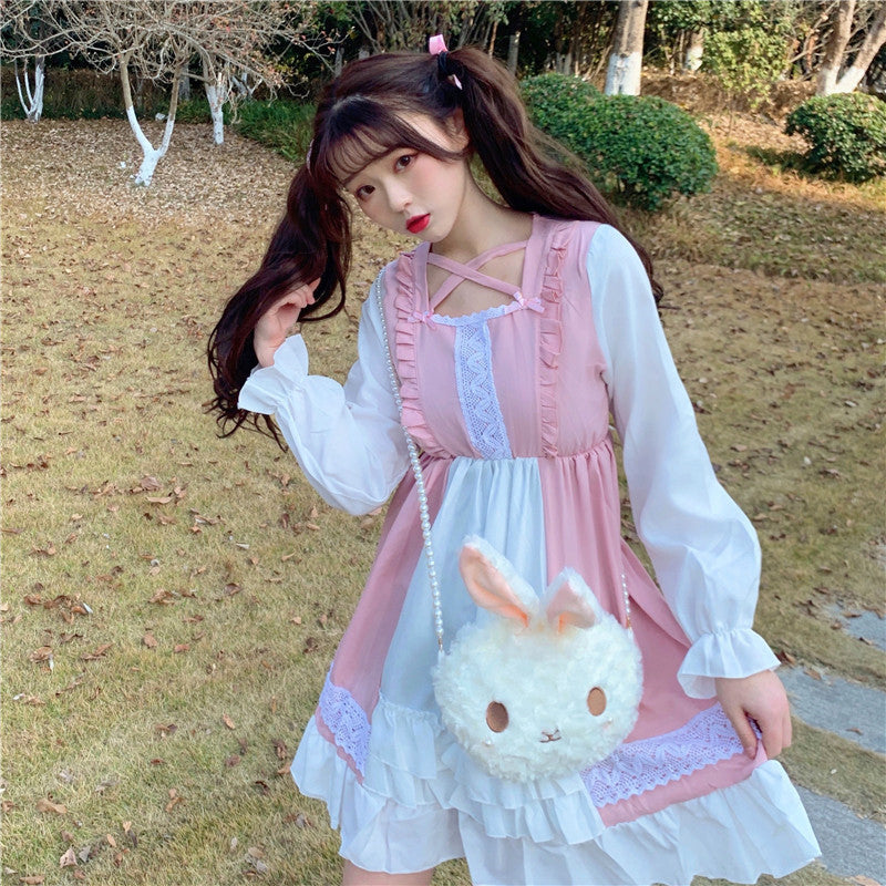 Cute Lolita Dress PL50013
