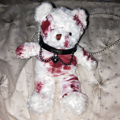 [Who killed my bear] Bear Bag PL50737