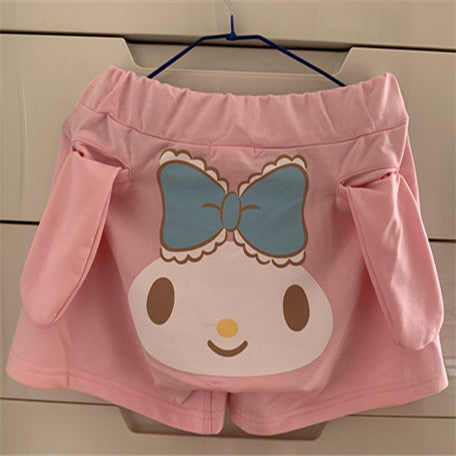 My melody printed shorts  PL21036