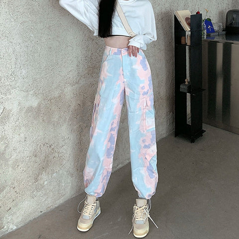 All-match casual pants PL50880