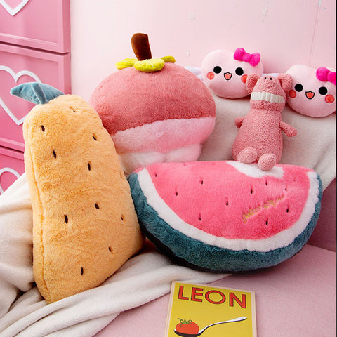 Girl cute pillow PL40048