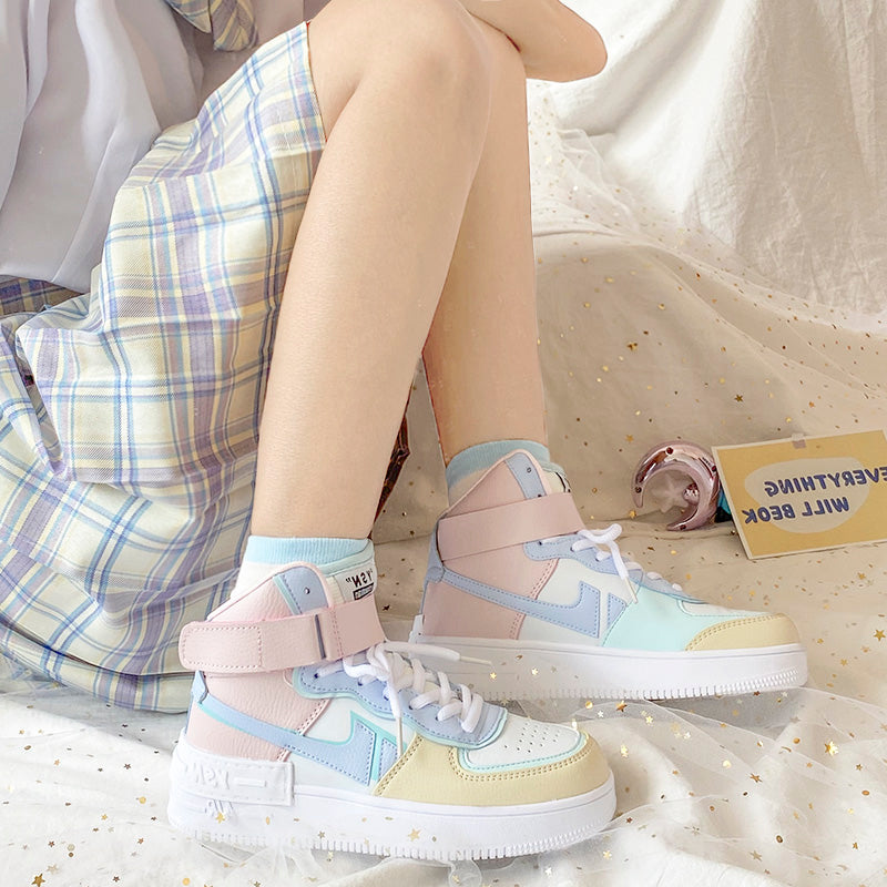 Ulzzang casual shoes PL50587