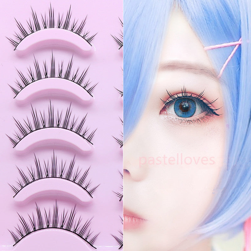 Cute cos false eyelashes PL50484