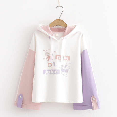 Chic cute Sweatshirt PL50729
