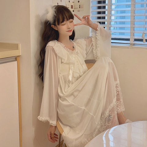 Sweet and lovely nightdress PL50903