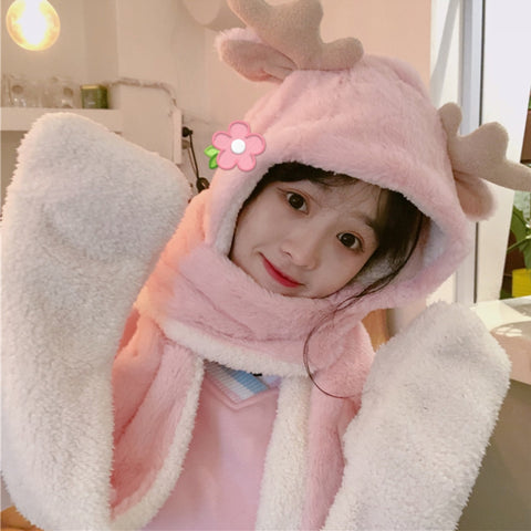 Cute warm hat  PL51050