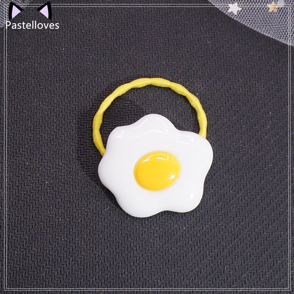 Pastelloves egg hair clips (two pieces) PL21157