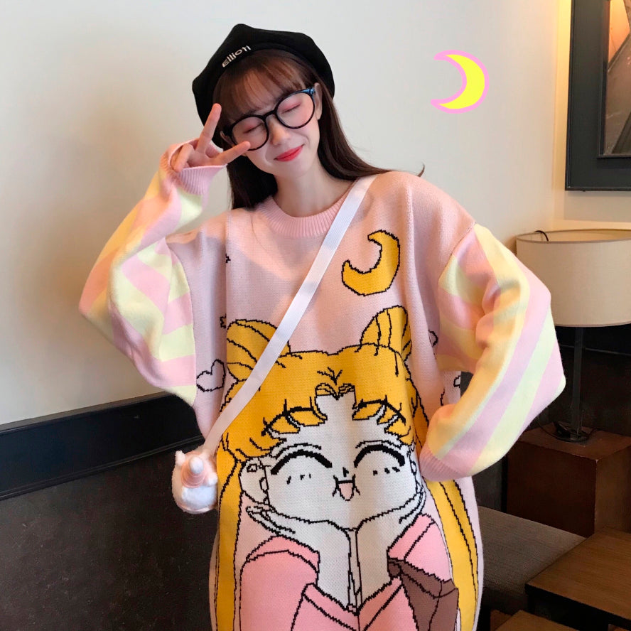 SAILOR MOON cos sweater PL21217