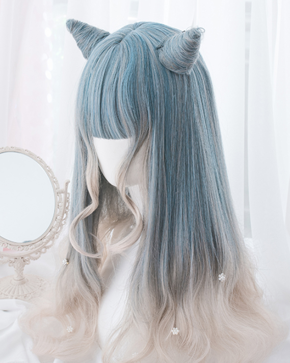 Lolita Cos Wig+ Hair Bag PL20320