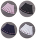 Lolita jk uniform girls skirt  PL20253