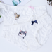 Cat printed milk silk panties PL20481