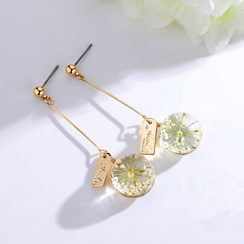 Daisy earrings PL20724