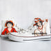 Pastelloves ONE PIECE Handmade Painting Shoes PL20775