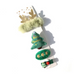 Christmas Gift Hair Ring / Brooch / Hair Clip  PL21206