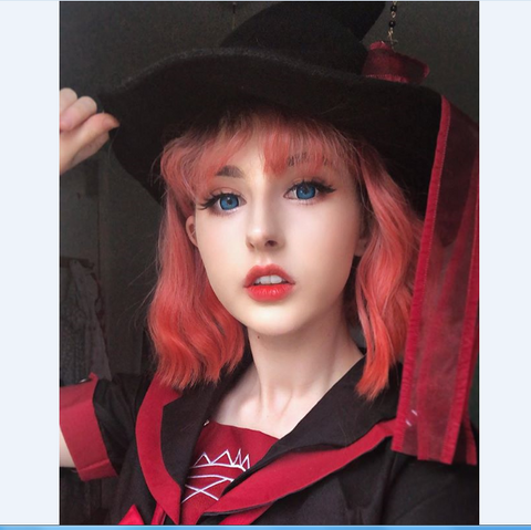 Lolita witch hat PL21183
