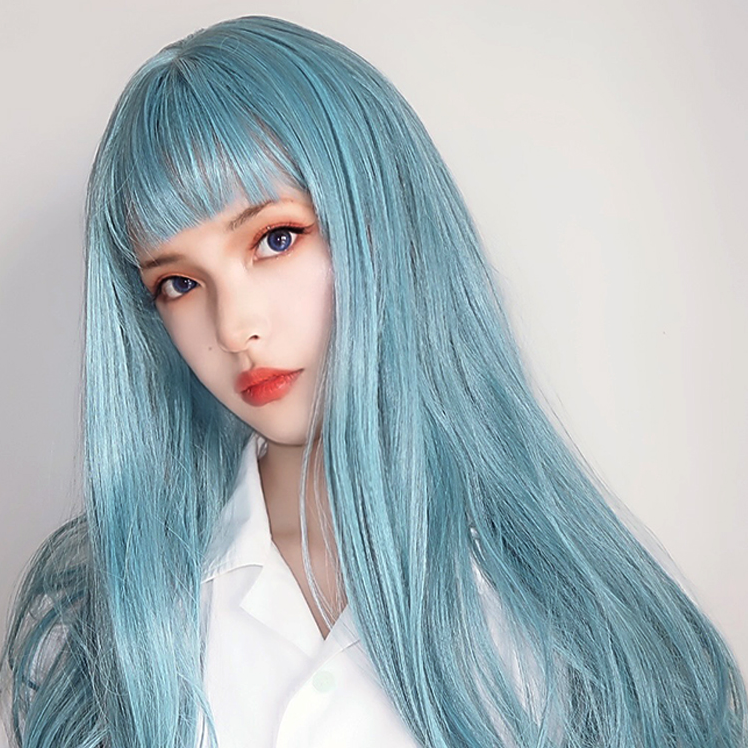 lolita long roll wig PL50182