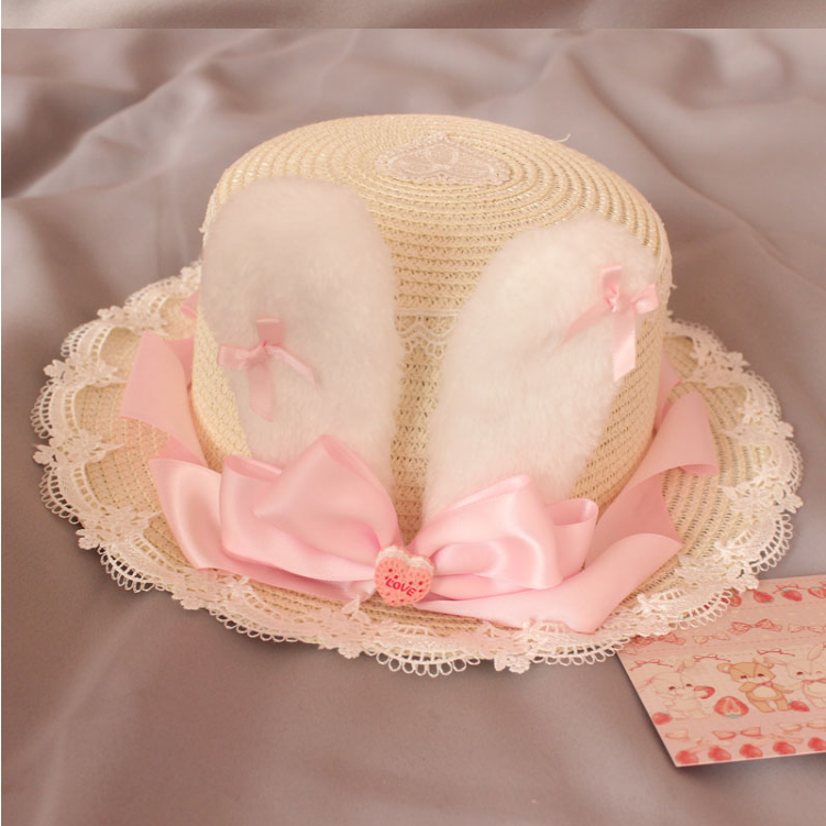 Cute rabbit hat PL50266